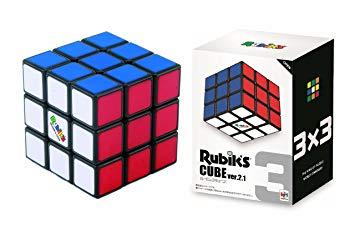 メガハウス ルービックキューブ ver.2.1 3×3【YDKGーkd】【smtbーKD】【YDKG-kd】【smtb-KD】[玩具][定形外郵便、送料無料、代引不可]
