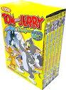 トム&ジェリー DVDプレミアムボックス 5巻セット 全30話 イエローパッケージ[送料無料(一部地域を除く)]【YDKG-kd】【smtb-KD】[ディズニー...