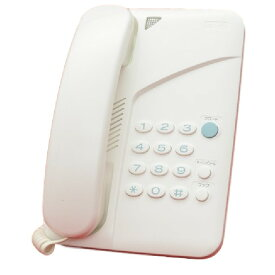 [中古品]電話機 IX-HTEL-(1) 客室用電話機 ビジネスフォン[送料無料(一部地域を除く)]