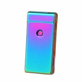 USB充電 アーク放電 プラズマライター 《焼きチタン風》 ジッポータイプ【YDKG-kd】【smtb-KD】[ゆうパケット発送、送料無料、代引不可]