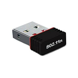 USB2.0 Wifi 無線LAN 子機 アダプター IEEE802.11n/g/b 2.4GHz【smtb-KD】[無線LAN][定形外郵便、送料無料、代引不可]