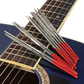 ギターメンテナンス専用 ダイヤモンドヤスリ 10本組 メンテナンス ナット ピックガード サドル 加工【smtb-KD】[楽器][ゆうパケット発送、送料無料、代引不可]