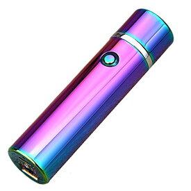 電流ライター サンダガ 《パープル》 アーク放電 プラズマライター USBライター【YDKG-kd】【smtb-KD】[定形外郵便、送料無料、代引不可]