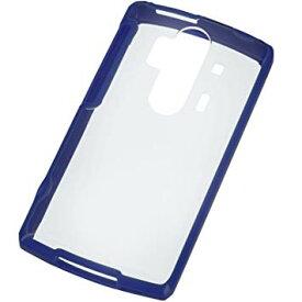 AQUOS PHONE SH-12C専用 ポリカーボネート&TPU素材 保護ケース ブルー GH-CA-AQ12PTB【smtb-KD】[スマホ][199円ケース][消耗品][定形外郵便、送料無料、代引不可]
