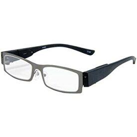 LED老眼鏡 《+2.0》 便利 メガネ 読書 男性 おしゃれ【smtb-KD】[定形外郵便、送料無料、代引不可]