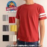桃太郎ジーンズモモタロウジーンズMOMOTAROJEANSMT301[ay]Tシャツ半袖出陣モデル5.2oz高級ジンバブエコットン使用天竺Tシャツ