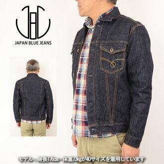 日本蓝日本蓝 JBJK1006-J [a4] 14 盎司 servich 牛仔裤夹克 10P30Nov14