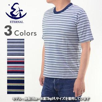 ETERNAL etanaru詳細的裏面倉敷工房5萬3562[ro]T恤短袖