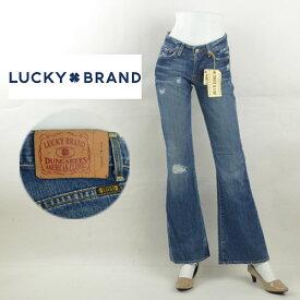 【訳有り/在庫処分】LUCKY BRAND ラッキーブランド 81LQB40 レディースジーンズ デニム ブーツカット ブレアー