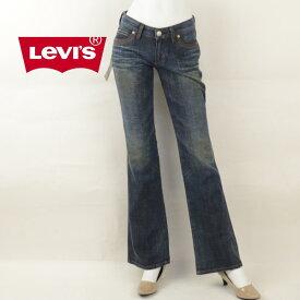 【1500円OFFクーポン有】Levi's リーバイス F4533-0397 S Perfect Body Sパーフェクトボディ レザー付きタイトブーツカット ジーンズ デニム レディース 女性 ブランド