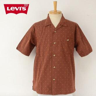 Levi's리바이스62512-6405오픈 칼라 셔츠 반소매