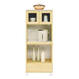 レンジ台 キッチン収納 スリム 省スペース 細い 幅60cm おしゃれ 完成品 送料無料 楽天 通販