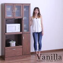 食器棚レンジ台レンジボード幅90cm90cm90幅キッチン収納シンプル北欧モダン木製2色対応パイン材日本製完成品送料無料