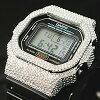 卡西欧G-SHOCK手表CUSTOM BEZEL kasutamubezeru DW-5600系列表零件