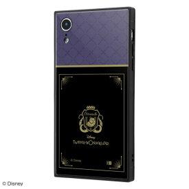 ディズニー iPhone XR ハイブリッド ケース カバー ツイステッドワンダーランド/耐衝撃ケース KAKU トリプルハイブリッド/『ツイステッドワンダーランド/オクタヴィネル寮』 IQ-DP18K3B/DG017