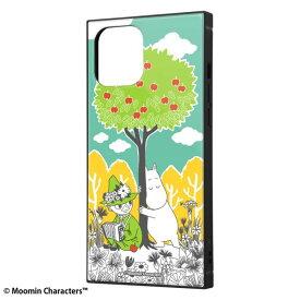 iPhone12 Pro Max ケース iPhone 12 Pro Max カバー ムーミン 耐衝撃 ハイブリッド ケース KAKU [ ストラップ ホール 付き ] スクエア 軽量 /コミック_3 iPhone12 Pro Max iPhone12ProMax アイフォン12 プロ マックス