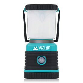LED ランタン 1000ルーメン 電池式 防滴 暖色 白色 キャンプ 防災 VASTLAND