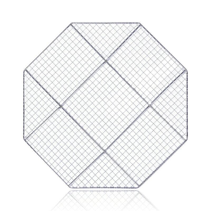 オクタゴンロ バーベキュー用網 460×460mm