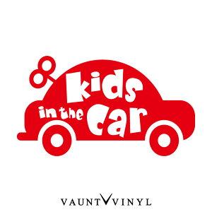 おもちゃの車 Kids in car カッティング ステッカー ベイビー イン カー 車 ステッカー シール シート フィルム ベビー キッズ baby in car / かわいい 子供 / カスタム デカール NBOX ワゴンR タント
