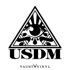 [ USDM ] seeing eye カッティング ステッカー 車 ステッカー シール フィルム ウインドウ / スーツケース サーフィン スノーボード / アメリカン 雑貨 USDM JDM タトゥー SK8 スケート ボード フリー メイソン ピラミッド スタッズ / 10P05Aug17