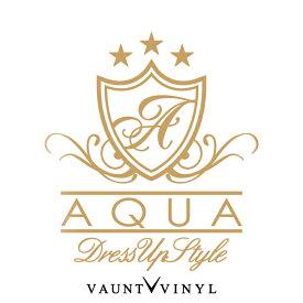 AQUA DressUp Style カッティング ステッカー アクア シートカバー パーツ トヨタ g's フロアマット / ステッカー 車 / リア ウインドウ ウィンドウ 窓 / エンブレム ロゴ マーク / ドレスアップ チーム チューンナップ デコ デコレーション / 10P05Aug17