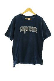 【中古】シュプリーム SUPREME 12AW Hypnotize Minds Tee ヒプノタイズ マインズ 半袖 Tシャツ L紺ネイビー ブランド古着ベクトル 中古☆AA★191229 0018 メンズ