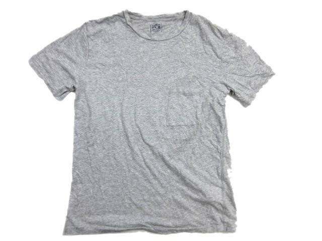 アメリカンラグシー AMERICAN RAG CIE Tシャツ カットソー 半袖 size 2 M グレー 0105 レディース 【中古】【ベクトル 古着】 180105 ブランド古着ベクトルプレミアム店