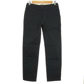 【中古】 アボンタージ A VONTADE Classic Chino Trousers チノパン コットン パンツ XS ネイビー VDT-0210-PT メンズ 【ベクトル 古着】 190611
