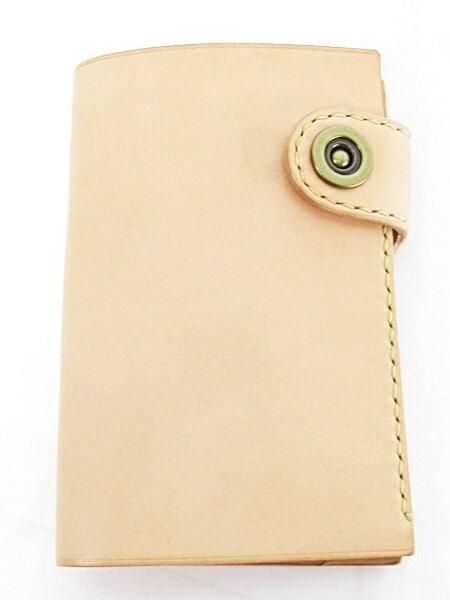 未使用品 ブラウンブラウン Brown Brown パスポートケース レザー 茶 ブラウン BBL-0541 【中古】【ベクトル 古着】 170614 ブランド古着ベクトルプレミアム店