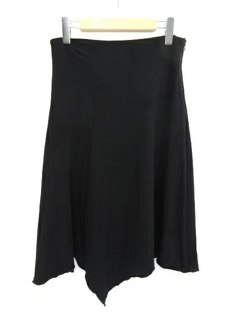 アンテプリマ ANTEPRIMA スカート 黒 ブラック 42 レディース 【中古】【ベクトル 古着】 180627 ブランド古着ベクトルプレミアム店