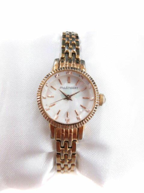 ジルスチュアート JILL STUART 腕時計 VC01-0130 アナログ クオーツ ゴールド ジャンク品 /ny レディース 【中古】【ベクトル 古着】 180504 ブランド古着ベクトルプレミアム店