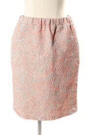 【中古】 デミルクス ビームス Demi-Luxe BEAMS DUTEL 小花柄 スカート /hn0511 レディース 【ベクトル 古着】 190511