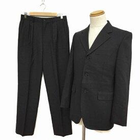 【中古】 タケオキクチ TAKEO KIKUCHI スーツ セットアップ 2 グレー KO メンズ 【ベクトル 古着】 190408