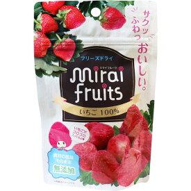 ※ミライフルーツ いちご 10g