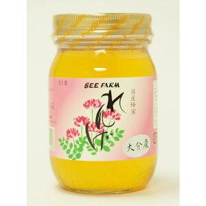 国産れんげ蜂蜜 100%純粋国産レンゲはちみつ500g箱入り