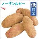 ノーザンルビー/じゃがいも 北海道産 低農薬栽培 5kg