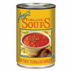 アリサン チャンキートマトスープ 411g 5パック