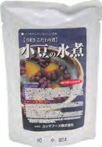 コジマフーズ 小豆の水煮 230g 10パック
