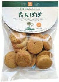 茎工房 ナチュラルビーガンクッキーたんぽぽ 80g 6個