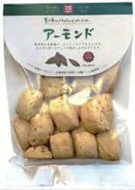 茎工房 ナチュラルビーガンクッキーアーモンド 80g 6個