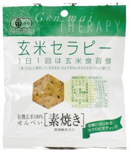 アリモト有機玄米セラピー・素焼き 30g 20個