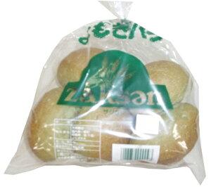 ザクセン天然酵母・よもぎパン 5個入り×6袋
