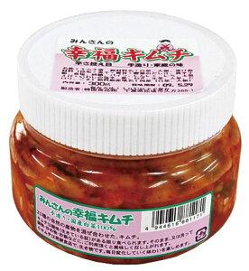 韓国食品幸福キムチ・辛さ控え目 300g 4個
