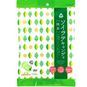 サンコー ソイラテキャンディ 抹茶 60g 6袋