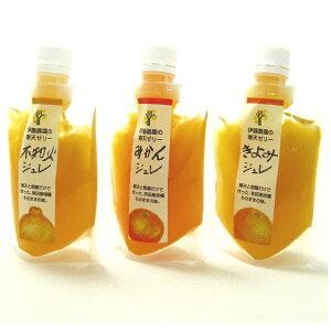 伊藤農園 柑橘ジュレ3種セット(みかん・きよみ・不知火) 150g各2パック計6パック