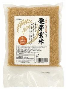 オーサワ発芽玄米(国内産) 500g 4袋