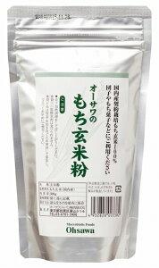 オーサワ オーサワのもち玄米粉 300g 10袋