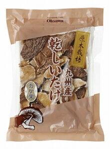 オーサワ九州産乾しいたけ(カケ葉) 50g 6袋