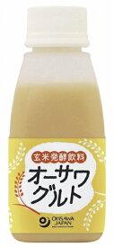 オーサワオーサワグルト・玄米発酵飲料 150g 10本