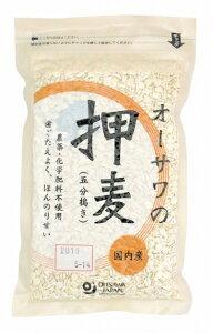 オーサワオーサワの押麦(五分搗き) 300g 7袋